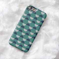Coastal Waves Barely There iPhone 6 Case