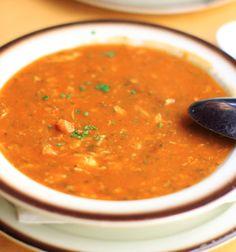 Receta de Sopa Harira