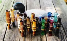 I want all of them.Duck calls #duckdynasty