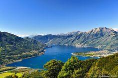 Locarno, Lago Maggiore, Ticino (the southernmost canton of Switzerland)