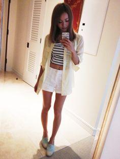Aya Suzuki's Hawaii Vacation Coordinate | Japanese Model Hawaii Vacation, Japanese Models