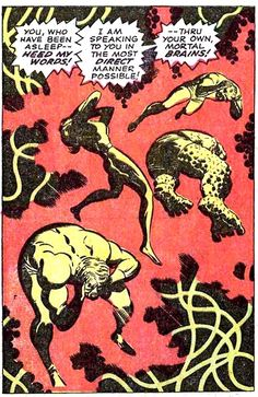 Through light years of space, the mind of the Supreme Intelligence strikes, threatening judgment on the FF!