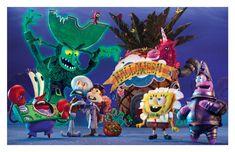 NickALive!: Nickelodeon to Premiere 'SpongeBob's Spookiest Scenes Countdown Special' on Friday, October 2