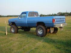 lets see ur dodges - Page 19 - : and Off-Road Forum Old Dodge Trucks, Dodge Ram Pickup, First Gen Cummins, Power Ram, Rolling Coal, Dodge Rams, Diesel Trucks, Mopar, Making Out