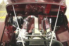 1946 WILLYS OVERLAND CUSTOM WAGON - Engine - 49550