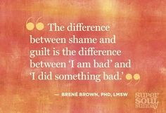 I am not bad. I did something bad. @BreneBrown luv this. Be accountable. Break the addiction. www.recoveryboxapp.com
