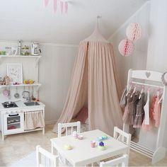20 Fantastic Kids Playroom Design Ideas – My Life Spot Deco Kids, Playroom Design, Playroom Ideas, Toy Rooms, Little Girl Rooms, My New Room, Girls Bedroom, Bedroom Ideas, Room Inspiration