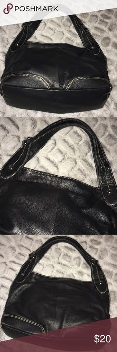 5bf2bba98e Shop Women s Black size 13 width x height Shoulder Bags at a discounted  price at Poshmark.