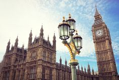 Buy Big Ben and the houses of parliament in London by BrianAJackson on PhotoDune. Big Ben in London with the houses of parliament and ornate street lamp Member Of Parliament, Houses Of Parliament, Harley Street, Kerala Backwaters, House Of Lords, Africa Destinations, Big Ben London, London Photos, Architecture Photo