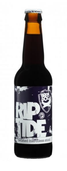 Riptide ....A strong, silky smooth imperial stout with a deep, dark ruby appearance. Mocha, bitter chocolate, liquorice and dark cherry flavours prevail, before the balanced, warming and encapsulating finish...