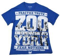 Zoo York Block NYPD Mens Shirt