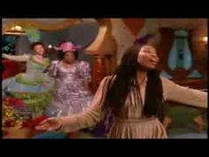 Brandy - A lovely Night   I STILL sing this song! Oh goodness, how I loved this movie! It's so important to show girls of color that they can be princesses too, and this film did so WAY before there was Princess Tiana.