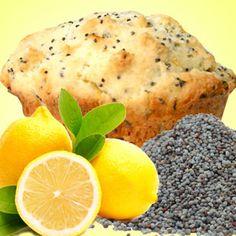 Lemon Poppyseed Fragrance Oil   Natures Garden Fragrance Oils #lemonpoppyseed #muffinscent