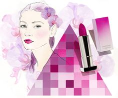 #SEPHORA + PANTONE UNIVERSE reveal the highly anticipated Color of the Year: Radiant Orchid, a versatile flush for eyes, lips, cheeks, and nails. Coming Spring 2014 @Lola M McGinnis COLOR #coloroftheyear #COY #sephorapantone