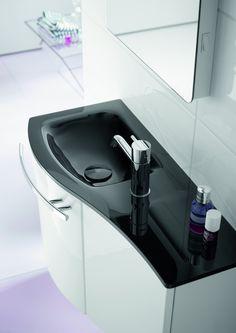 Burgbad cloakroom washbasin