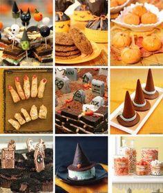 halloween treats recipes | Halloween treats and recipes