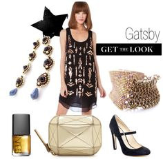 """Gatsby"" by jeannierichard on Polyvore"