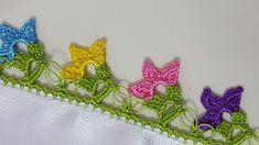 Cómo Crochet The Alpine Stitch Video Tutorial Crochet Trim, Crochet Lace, Crochet Videos, Nail Tutorials, Tatting, Diy And Crafts, Crochet Patterns, Embroidery, Stitch