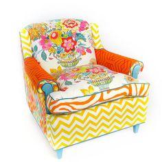 Shawna Robinson: The Pollyanna Chair