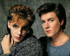 Duran Duran - Nick Rhodes/ Simon Lebon