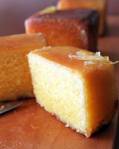 【ELLE a table】広島から届いた、「洋菓子 無花果」のジューシーなレモンケーキ|エル・オンライン