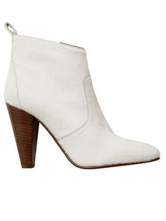 Kicking It: Shop Fall 2012's Top Trends in Boots - Lighten Up - Madewell