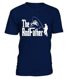 Te Rod Father T-Shirt  #image #shirt #gift #idea #hot #tshirt #fishing #fish