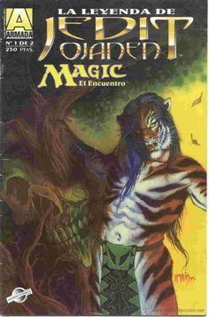 Lote 42648528: Magic el encuentro: la leyenda de Jedit Ojanen número 1