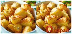 Fantasticky chrumkavé zemiaky s jemne pikantnou chuťou, podľa prestížneho šéfkuchára Gordona Ramsayho. Recept, ktorý posunie obyčajnú prílohu na celkom novú úroveň. Cooking Light, Food 52, Ham, Potato Salad, Food And Drink, Potatoes, Cauliflower, Vegetables, Ethnic Recipes