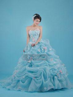 思いっきり華やか!お花いっぱいドレスまとめ -page2 | Marry Jocee