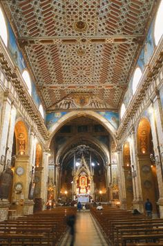 Iglesia Santo Domingo, Quito, Ecuador