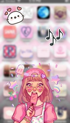 Pin by rohana naibaho on kpop in 2019 Emoji Wallpaper, Kawaii Wallpaper, Pastel Wallpaper, Wallpaper Iphone Cute, Tumblr Wallpaper, Aesthetic Iphone Wallpaper, Cellphone Wallpaper, Disney Wallpaper, Cool Wallpaper