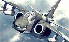 operatorsgonnaoperate:SU-25 by Stef... http://satoishinomaki.tumblr.com/post/115668862380/operatorsgonnaoperate-su-25-by-stefan-gawlista-on by http://j.mp/Tumbletail