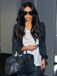 Kim Kardashian -- one of my favorite celebs!