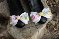 Olivia Paige Rockabilly pin up Shoe Clips by OliviaPaigeClothing, $12.00