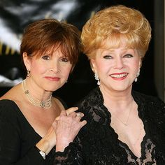 Carrie Fisher and Debbie Reynolds remembered by friends and fans at public memorial service | HELLO! Canada