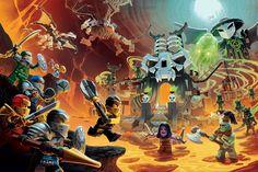 Lego Ninjago Nya, Lol League Of Legends, Favorite Tv Shows, Film, Horror, Fan Art, Cartoon, Knights, Painting