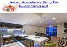 Andheri West is one of the main districts in the Mumbai city, of state Maharashtra. This is a suitable place to take place for making a home, in the future. It has become a major district in Mumbai, and also become one of the demanding places, by the builders as well as eager for the home.http://www.tatahousingandheri.co.in/