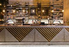 Leadbelly's Bar & Kitchen, Canada Water | Restaurant and Bars Design & Build | Concorde BGW Group #restaurantdesign