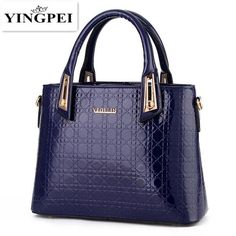Casual Tote Women Leather Handbags - Online Global Shopping Centre