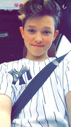 He is cute