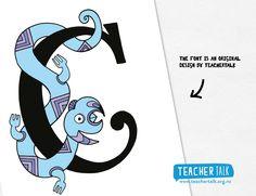 The Taniwha Alphabet