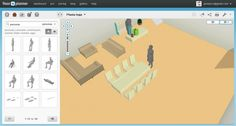 Floorplanner, disenyando interiores con Google Chrome