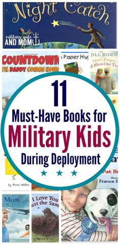 Learn some of the best books for military kids during deployment. Plus, 3 different ways to read to military kids to help them make sense of deployment. Deployment Countdown, Deployment Gifts, Military Deployment, Military Girlfriend, Military Love, Military Spouse, Military Families, Military Homecoming, Army Wives
