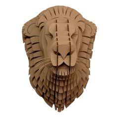 Fab.com   Giant Leon Lion Trophy