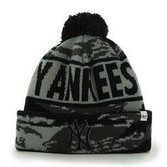 New York Yankees Tigertooth Tiger Camo 47 Brand Adjustable Hat