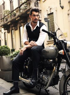 David Gandy for Esquire Latin America by John Russo