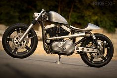 RE-PIN THIS!!! http://www.cardosystems.com/   Harley Sportster by Bull Cycles