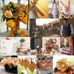 [ Combination Wedding Color Schemes Wedding Bridal 16 ] - Best Free Home Design Idea & Inspiration Color Inspiration, Wedding Inspiration, Wedding Ideas, Inspiration Boards, Our Wedding, Dream Wedding, Autumn Wedding, Wedding Stuff, Bridesmaid Dress Colors