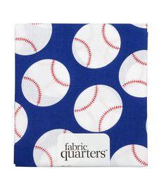 Fabric Quarters Assorted Fabric Baseball Baseball Fabric, Baseball Quilt, Baseball Banner, Online Craft Store, Craft Stores, Boys Room Decor, Joann Fabrics, Bake Sale, Fabric Crafts